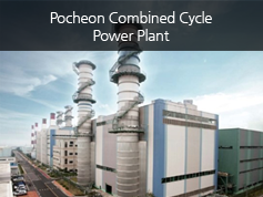 Pocheon Combined Cycle Power Plant