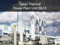 Taean Thermal Power Plant Unit 9&10